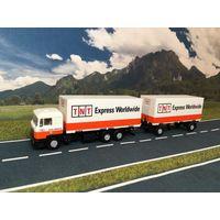 Модель грузового автомобиля MAN (wiking) 1. Масштаб HO-1:87.