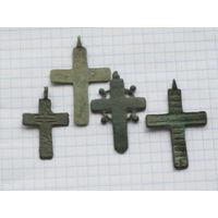 4 крестики