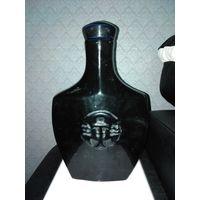 Шток графин тёмный керамика