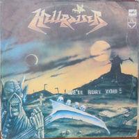 LP Группа Hellraiser - We'll Bury You! (1990)