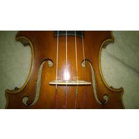 Старинная скрипка чешского мастера Jan Basta