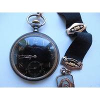 Старинные часы ЗЕНИТЬ  с изображением Великого Князя