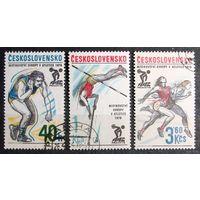 Чехословакия 1978. Спорт. Полная серия