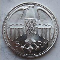 5 марок 1935 для Испании