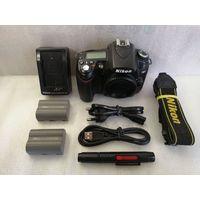 Зеркальная камера Nikon D90 + бонусы