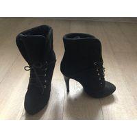 Женская обувь, сапоги, батильоны 36-37 р-р