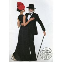 Английский каталог шляп Lock & Co. Hatters. Торг уместен.