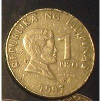 1 писо 1997 Филиппины