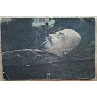В.И.Ленин на смертном одре. 1920-е