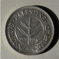 Палестина 50 Милс 1939