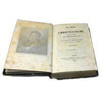 Книга,  Франсуа Рене де Шатобриан