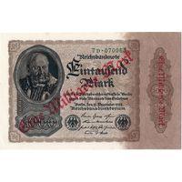 Германия, 1 миллиард марок, 1923 г. UNC