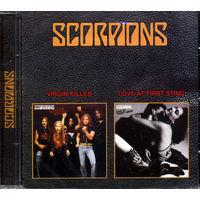 Scorpions-Love At/Virgin Killer