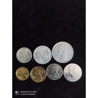 Комплект монет Реньон