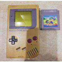 Game boy 1989 Nintendo + картридж