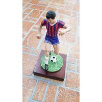 Статуэтка Футболист / высота 17 см (2)