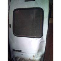 СТЕКЛО (дверь задняя распашная левая), эмблема на форд транзит