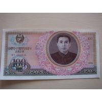 КНДР 100 вон 1978