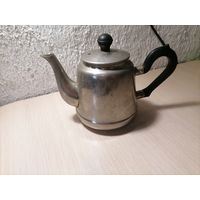 Чайник мельхиор