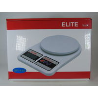 Кухонные электронные весы от 3 гр до 7 кг Elite Lux SF-400! Новые!
