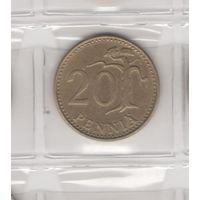 20 пенни 1980 год. Возможен обмен