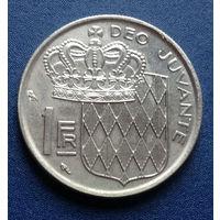 Монако 1 франк 1960