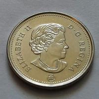 5 центов, Канада 2006 *, магнит, UNC