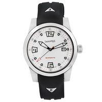 Новые автоматические швейцарские часы Eberhard & Co Scafomatic.