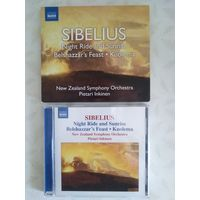 Sibelius - Night Ride and Sunrise. Belshazzars Feasts. Kuolema.