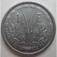 Французская Экваториальная Африка 1 франк 1948 г.