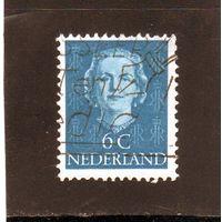 Нидерланды. Ми-526.Королева Юлиана. 1949.