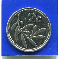 Мальта 2 цента 2004