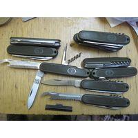 Карманный 4-х предметный нож Бундесвера