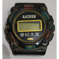 Часы электронные на реставрацию