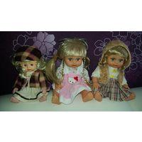 Куклы лотом.