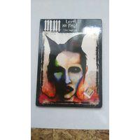 DVD Marilyn Manson (Диджепак)