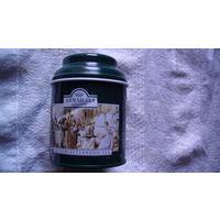 Банка жестяная. подарочная, Ахмад чай  50 гр. распродажа