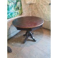Старинный стол. Раздвижной.