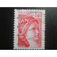 Франция 1980 стандарт 1,40