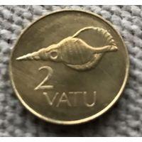 Вануату 2 вату 2002 г.