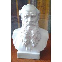 Л.Н. Толстой, бюст, высота 23 см, вес 1,5 кг