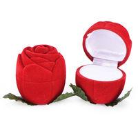 """Футляр-коробка для кольца """"бутон розы"""". распродажа"""