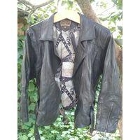 Кожаная куртка, женская косуха
