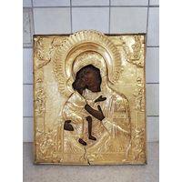 Икона Феодоровская Пресвятая Богородица.