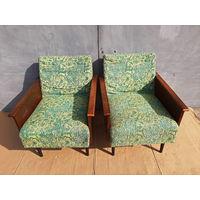 Кресла 2 шт. 70-х годов