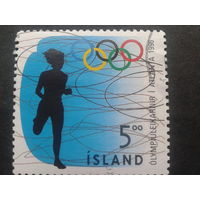 Исландия 1996 олимпиада