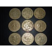 Филиппины 5 песо (список)