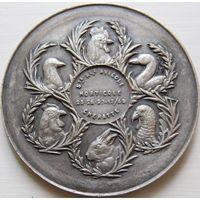 55. Франция настольная серебряная медаль*