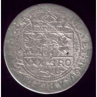 30 грошей (Тымф) 1664 год Ян Казимир