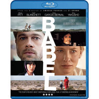Вавилон / Babel  (Брэд Питт,Кейт Бланшетт)DVD5